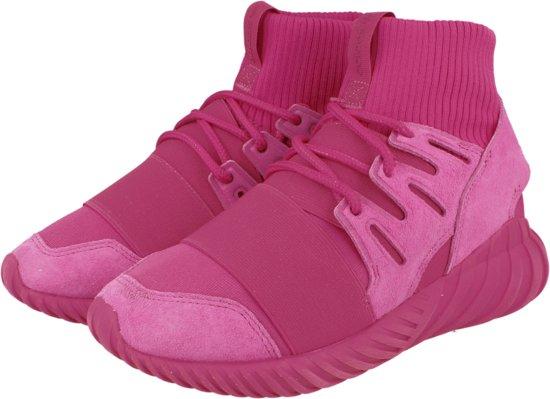 adidas tubular roze