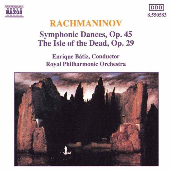 Rachmaninov: Symphonic Dances, etc / Batiz, Royal PO