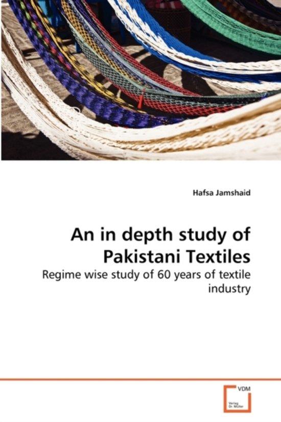 study on textile industry of pakistan