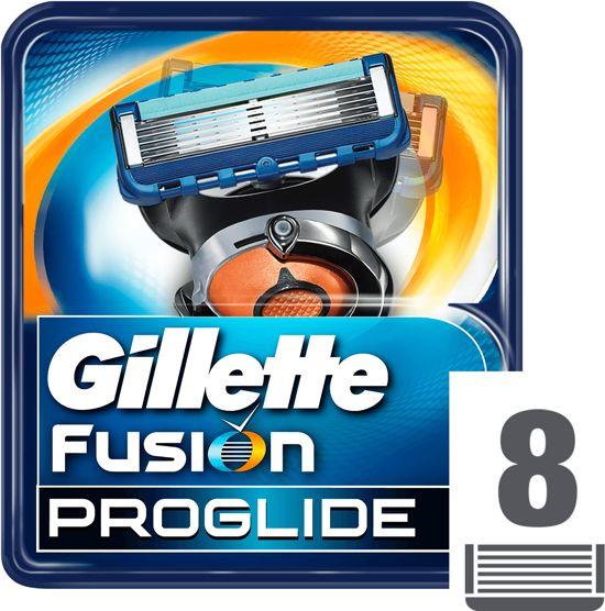 Gillette Fusion ProGlide - 8 Stuks - Scheermesjes