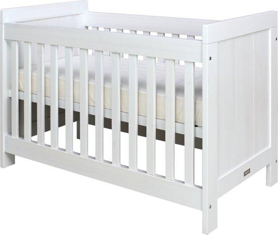 Bopita Dido Commode.Bol Com Bopita Basic Wood Bed 60 X 120 Cm White Wash