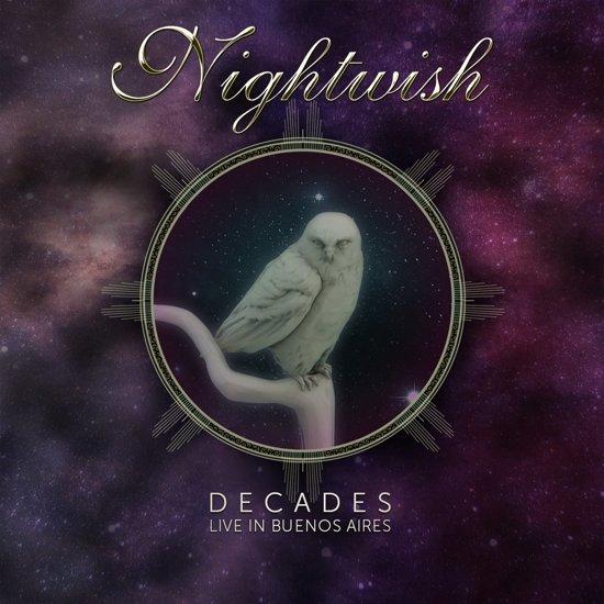 CD cover van Decades: Live In Buenos Aires van Nightwish