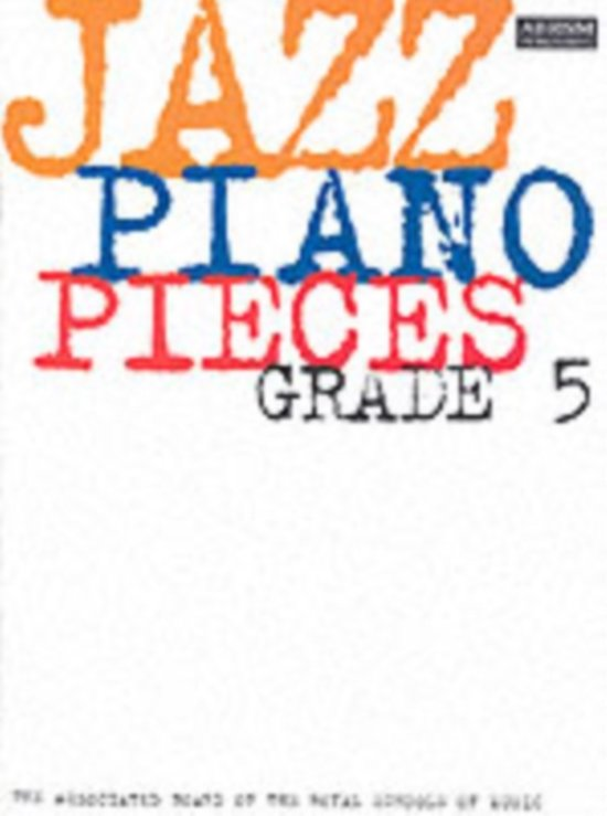 Jazz Piano Pieces, Grade 5