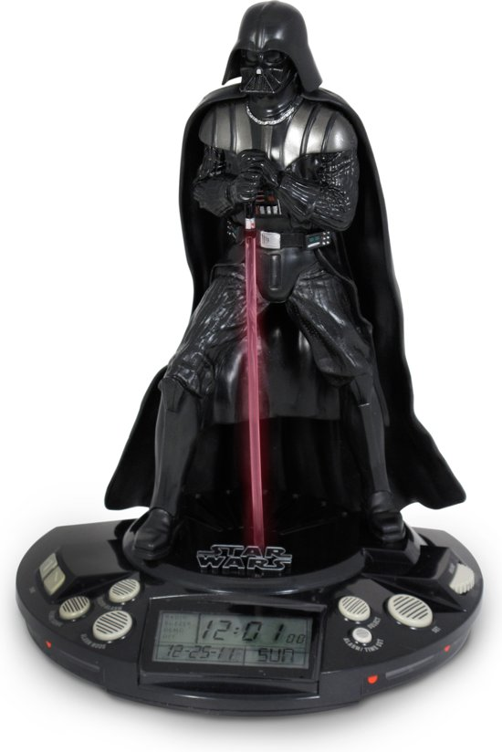 Star Wars Darth Vader Radiowekker