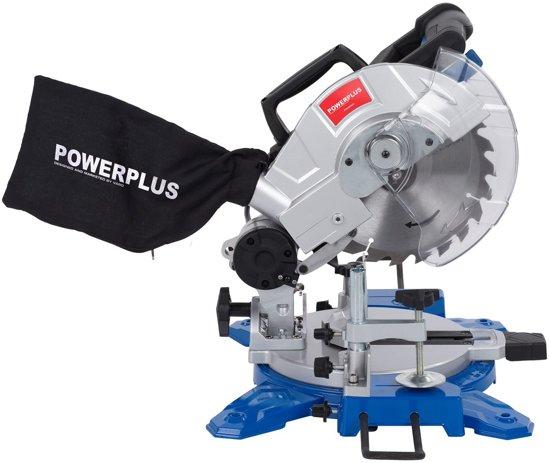 Powerplus POW8005 Verstekzaag – 1400 W – 210 mm