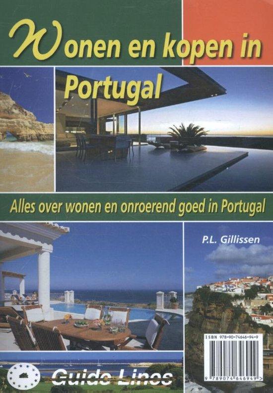 Wonen en kopen in - Wonen en kopen in Portugal - Peter Gillissen