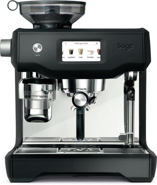 Sage The Oracle Touch Halfautomatische Espressomachine