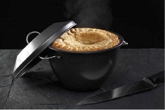 Stoompan voor pudding, 2 L - Masterclass