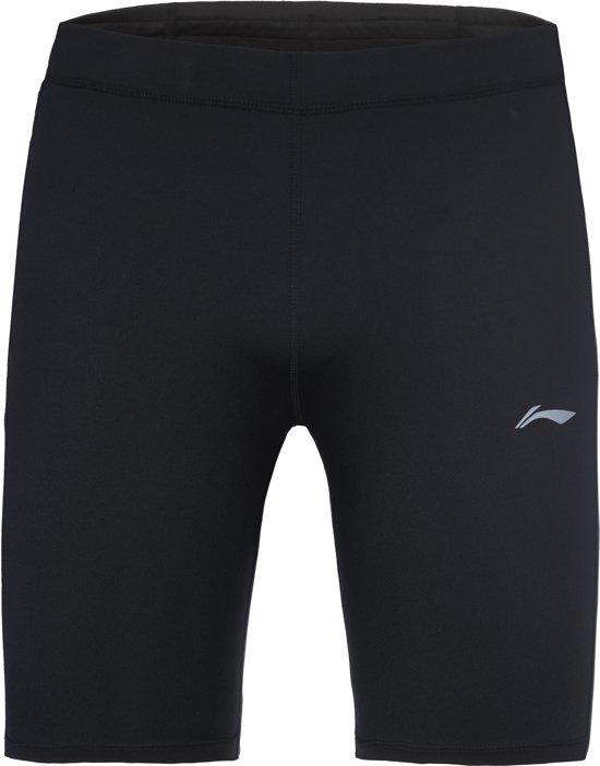 Li-Ning Felton Sportbroek Heren - Black L