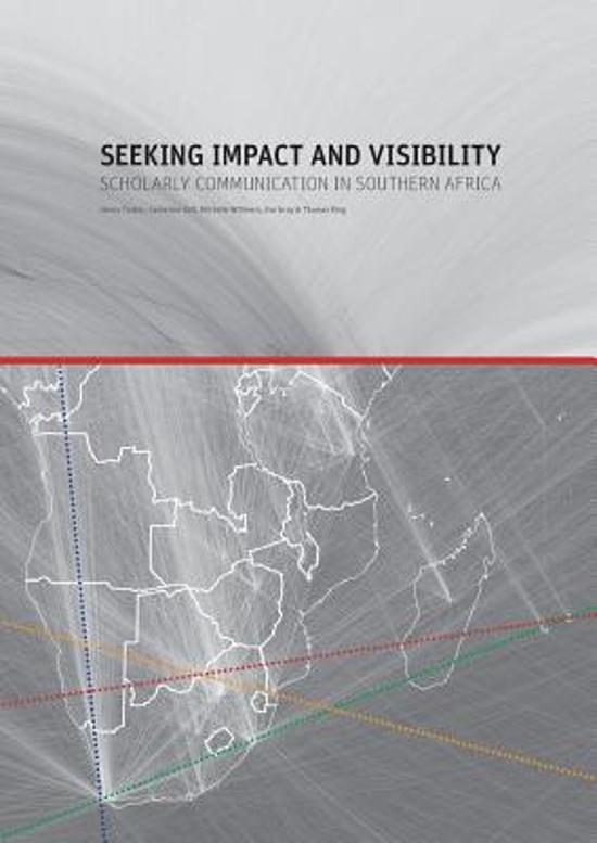 Seeking impact and visibility