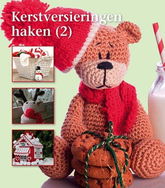 Bolcom Kerstversieringen Haken 2 Ina Van Ek 9789085164241 Boeken