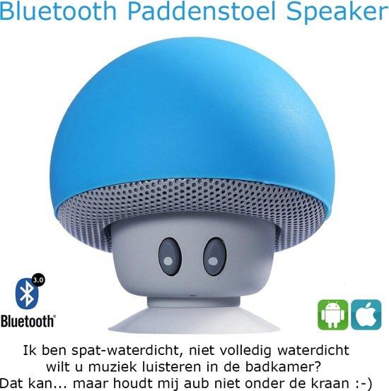 bol.com | Bluetooth speaker in de vorm van een paddenstoel ...