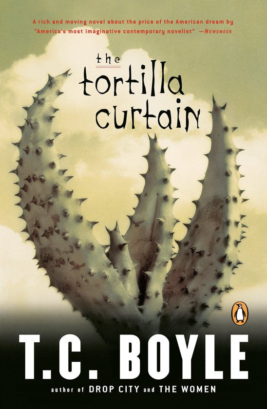 the analogy of a coyote in the tortilla curtain by t coraghessan boyle A summary of tc boyle's the tortilla curtain delaney mossbacher and because he blames it on his neighbors leaving food out which causes coyotes and other wild.