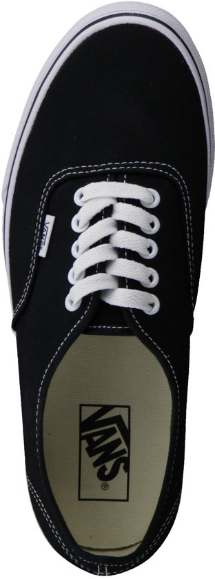 Sneakers Wmn Zwart Vans Dames 42 Maat Authentic 5 5wFtanvqSx