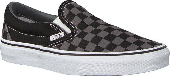 Sneakers Vans Zwart Wmn Classic On Dames Maat Slip 36 5rrq6P