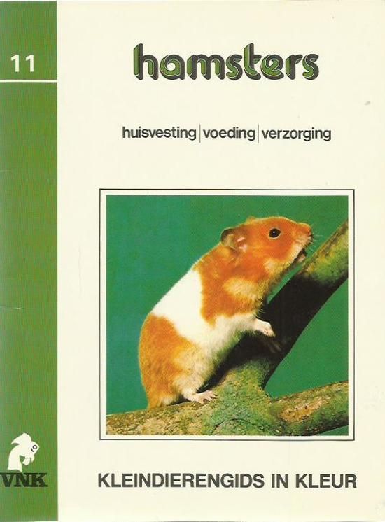 11 hamsters V.n.k. gids - none pdf epub