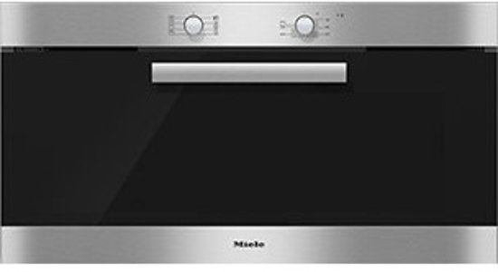 miele h6090bclst inbouw oven 90 cm breed. Black Bedroom Furniture Sets. Home Design Ideas