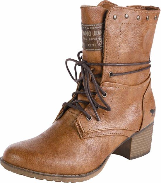 best aardig winkelen voor hete producten Mustang Dames Laarzen - Bruin - Maat 38