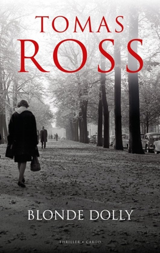 Boek cover Blonde Dolly van Tomas Ross (Onbekend)