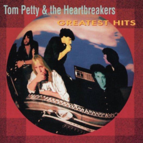 CD cover van Greatest Hits van Tom Petty and the Heartbreakers