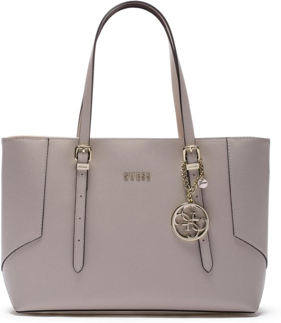 GUESS Isabeau Offwhite Handtas HWISAB-P6404-OFF