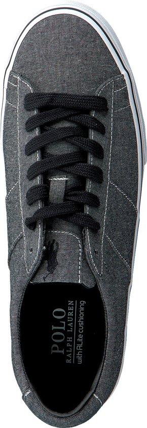 Maat 41 Ralph Zwart Sneakers Lauren Heren Polo Sayer Vulc AURq0U
