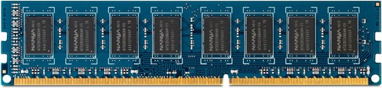 HP 2 GB PC3 12800 DDR3 1600 MHz DIMM Geheugen