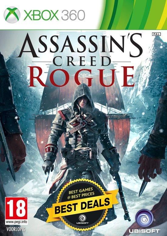 Assassin's Creed Rogue Classics - Xbox 360