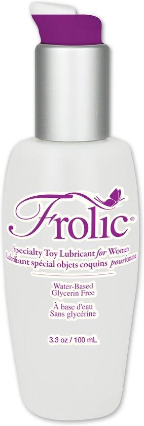 Pink Frolic Glijmiddel voor sexspeeltjes - 100 ml