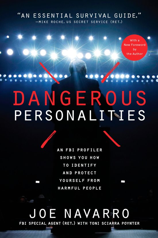 Boek cover Dangerous Personalities van Joe Navarro (Paperback)