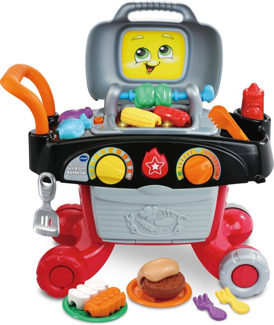 VTech Grill & Leer barbecue