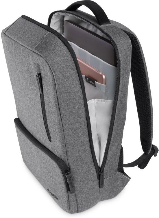 bd20fbec2a8 bol.com | Belkin Classic Pro - Laptop rugzak - Grijs