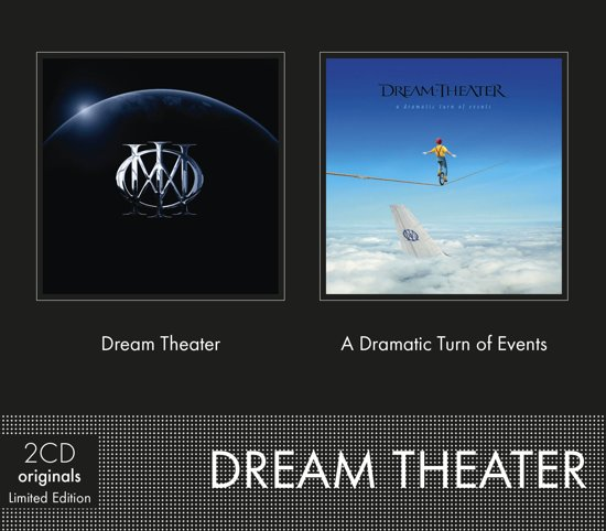 Dream Theater/ A Dramatic Turn of Events (Coffret)