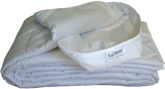 Bamboo Zomer dekbed - 2-persoons (200x200 cm)