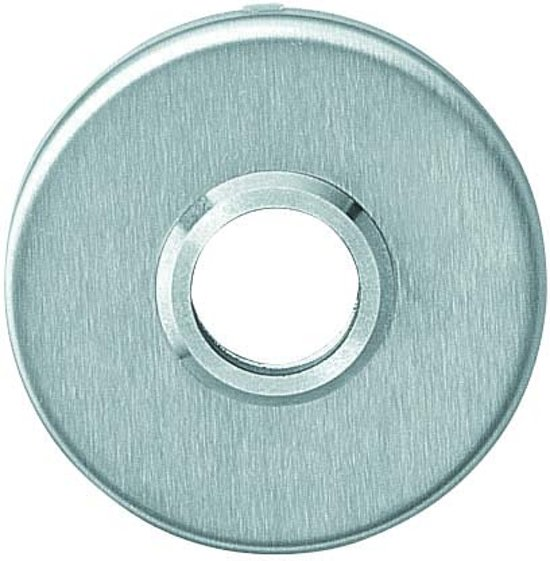 Intersteel ronde rozetten - plat-verdekt - RVS - 0035.341304