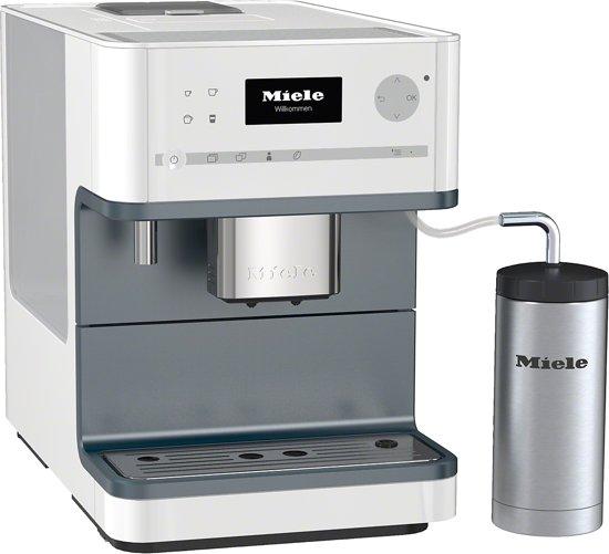 Miele CM 6310 BE - Volautomaat Espressomachine - Lotuswit