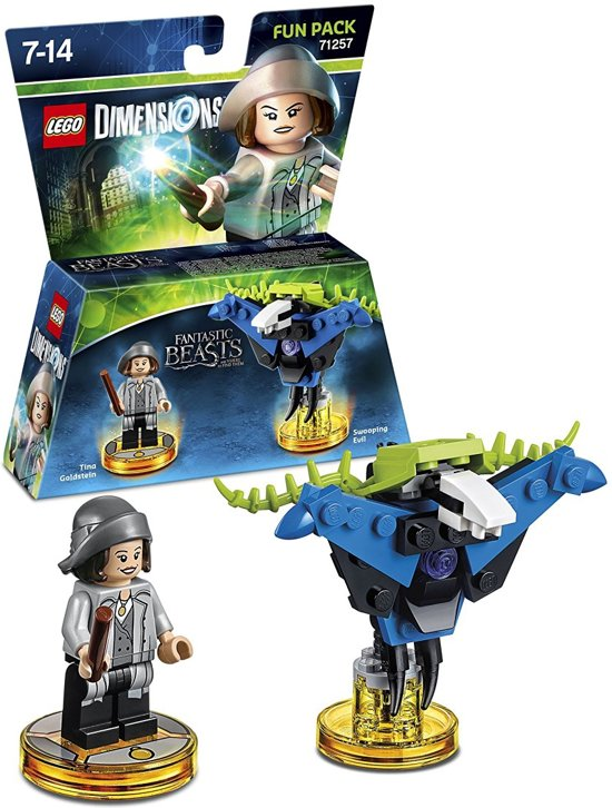 LEGO Dimensions - Fun Pack - Fantastic Beasts: Tina Goldstein (Multiplatform)