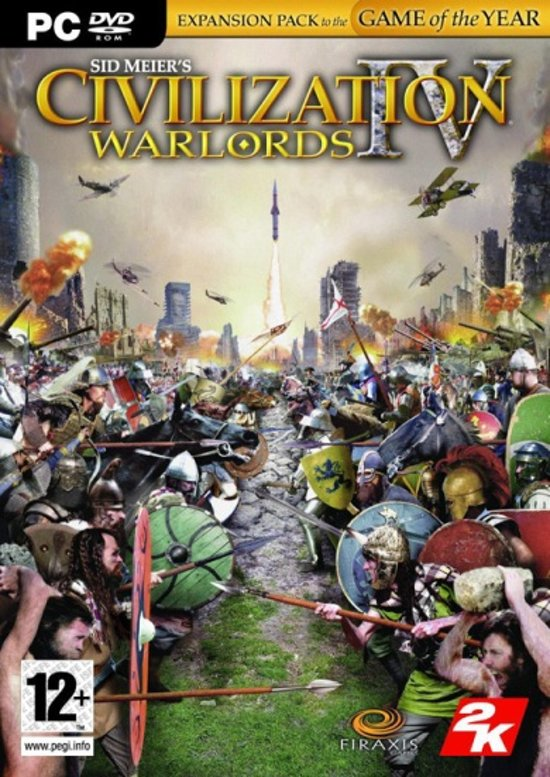 Civilization 4 -  Warlords - Windows
