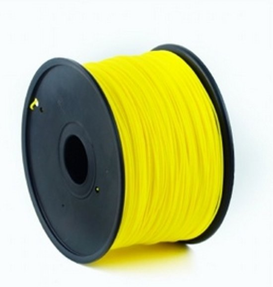 Gembird3 3DP-ABS1.75-01-Y - Filament ABS, 1.75 mm, geel