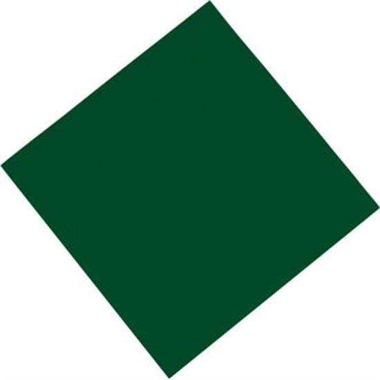 Katrin professionele tissueservetten, groen, 40x40cm, 3-laags (Box 1000)