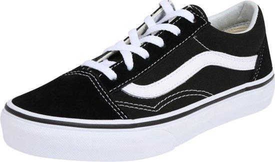 Vans OLD SKOOL Sneakers Kinderen - Black