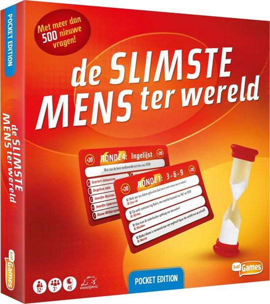 De Slimste Mens ter Wereld pocket edition