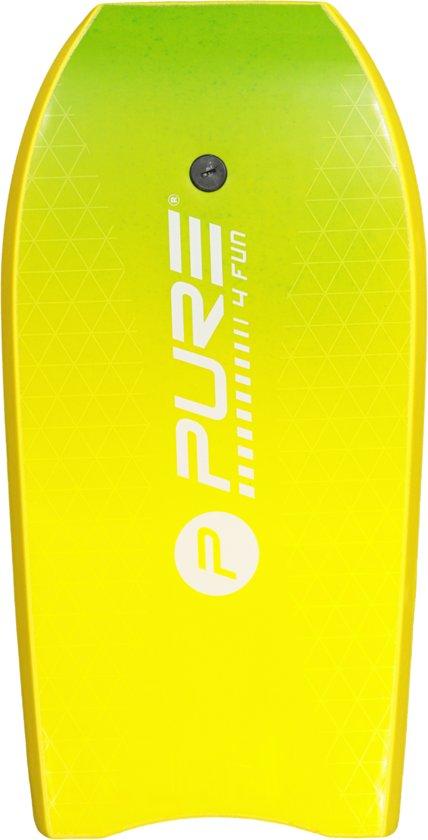 Pure4Fun Bodyboard-Unisex-Geel