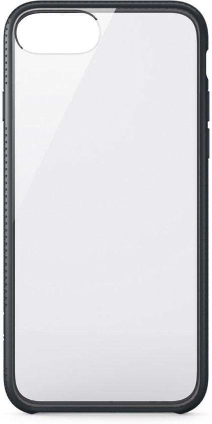 belkin air protect sheerforce hoesje voor iphone 7 en iphone 8 mat zwart. Black Bedroom Furniture Sets. Home Design Ideas