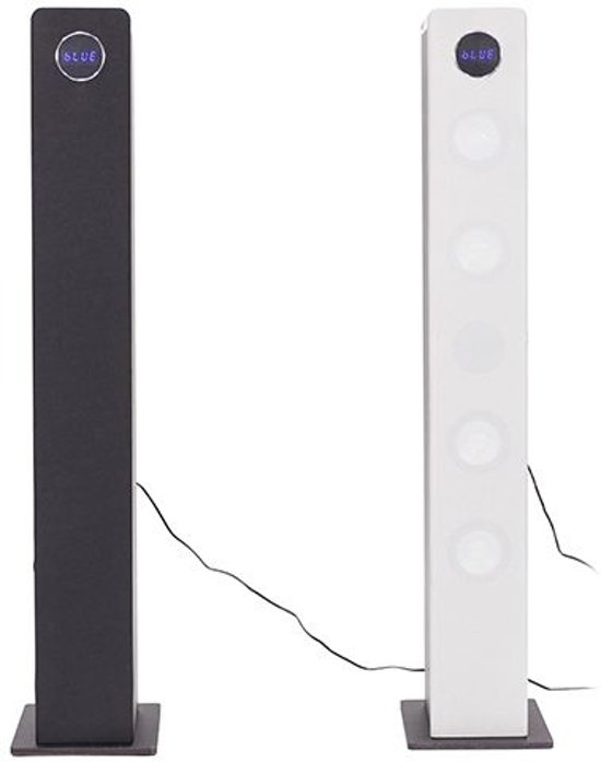 Adler AD 1162b - HiFi toren - 40W - zwart