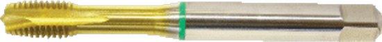 TIP machinetap, HSS-E Co geslepen, schroefdr metrisch, draadmaat M8