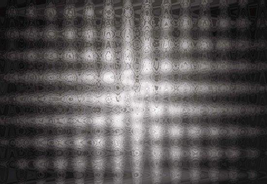 Fotobehang Black White Abstract | M - 104cm x 70.5cm | 130g/m2 Vlies