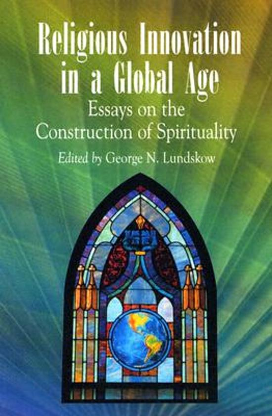 Religious Innovation in a Global Age
