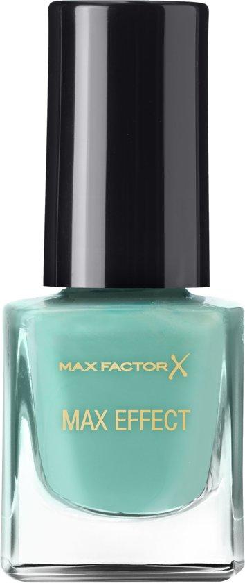 Max Factor Max Effect - 27 Cool Jade - Mini Nagellak
