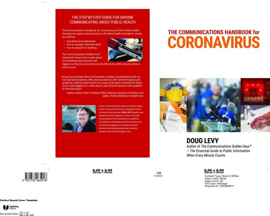 The Communications Guide for Coronavirus EBOOK Tooltip Best Practices for Business, Government and Public Health Leaders